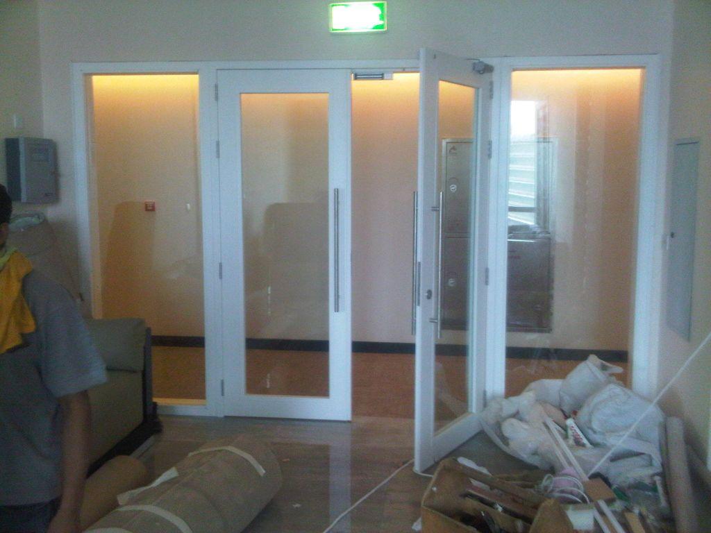 Fire Rated Glass Door