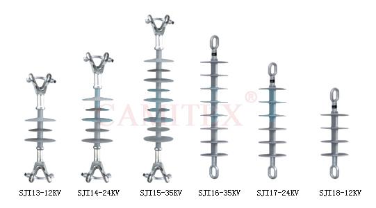 Suspension Composite Insulator 3 (Long Rod)
