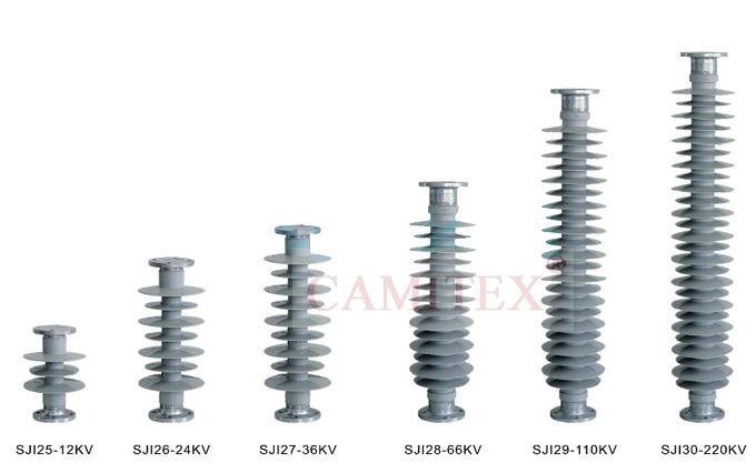 Composite Insulator (Vertical Line Post)