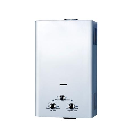 Open Flue Type Gas Water Heater