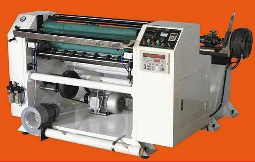 Small Thermal Roll Slitting & Rewinding Machine