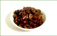 SLICED and PITTED Kalamata Olive