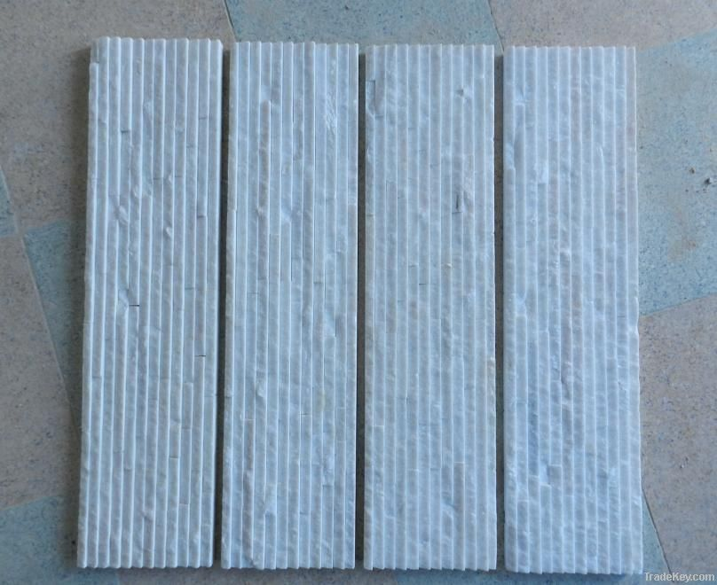 nature garden wall stack stone wall cladding tiles