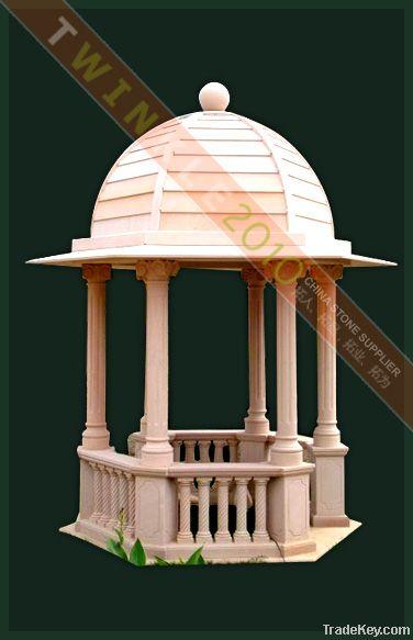 garden marble gazebo
