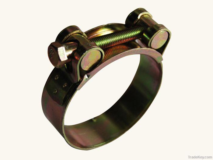 T-bolt High strength Hose clamp