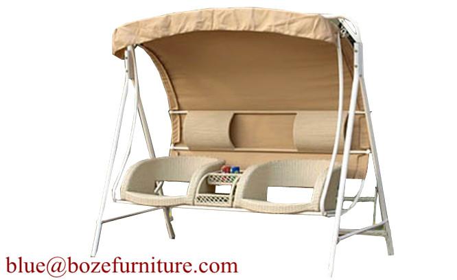 Garden Furniture Double Seats Hammock / Swing Chair