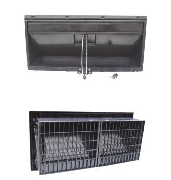JL series air inlet/air trap