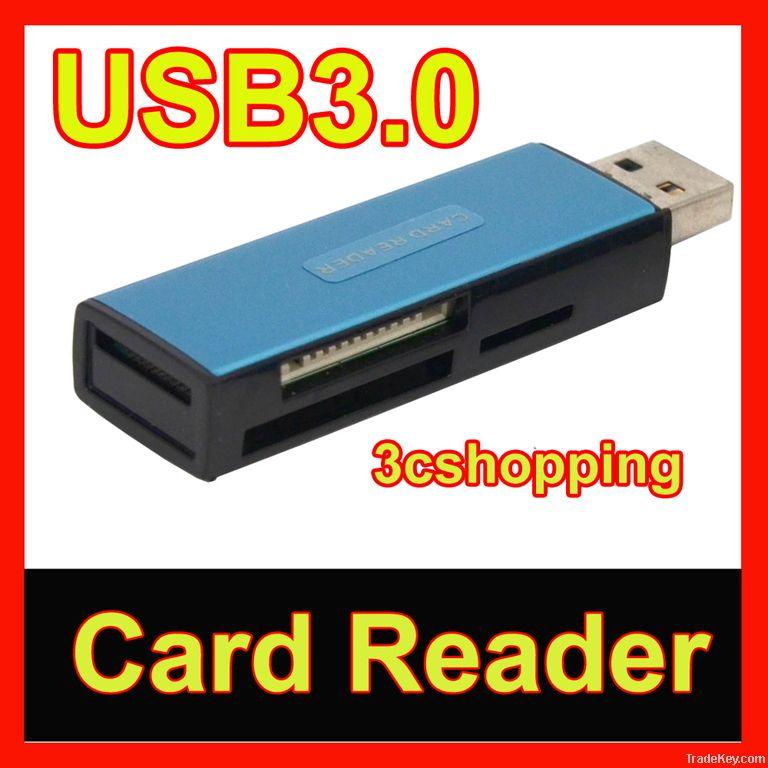 USB 3.0 Multi Memory Card Reader