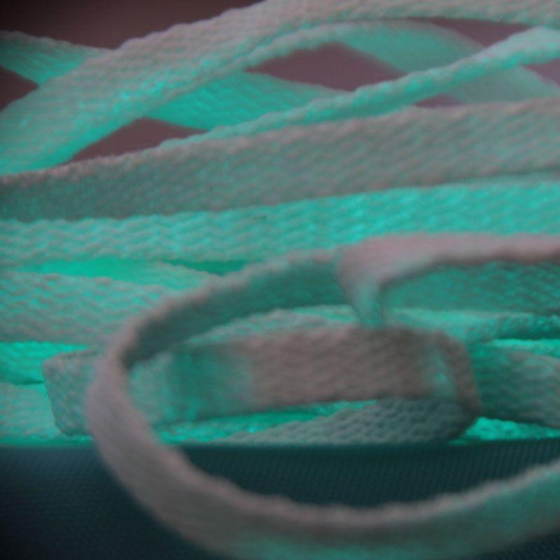 glow in dark shoelaces factory sale