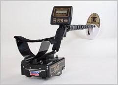 Minelab GPX 4500 Metal Detector