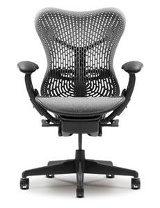 Matrex Back Mesh Guest Chair