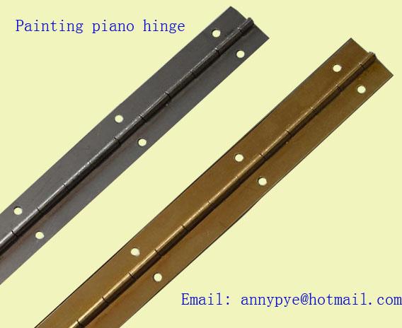 continuous hinge