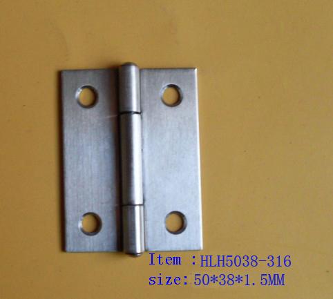316 Stainnless steel small hinge