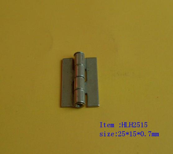 small hinge(no hole) 25*15*0.7mm