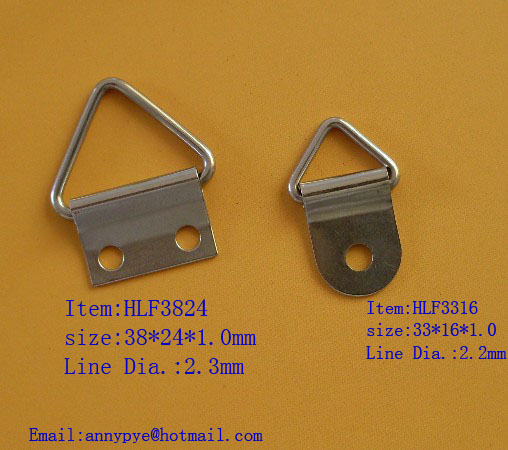 triangle hook for frame