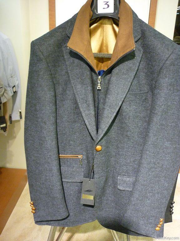 Men Suit 100% Wool