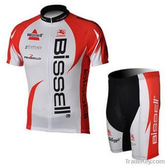 pro team bike wear