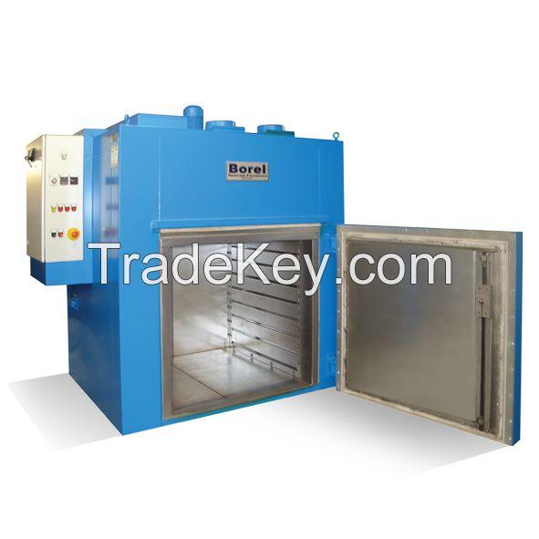 Industrial oven IA 150 / IA 250 / IA 350