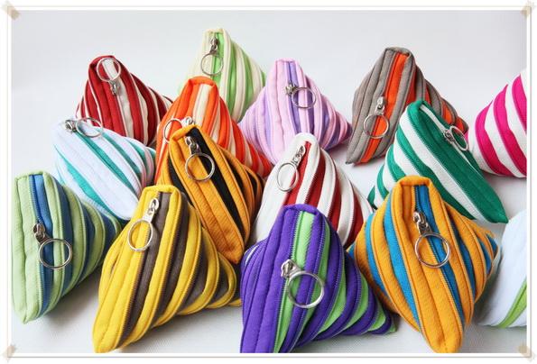 fashion zip bag