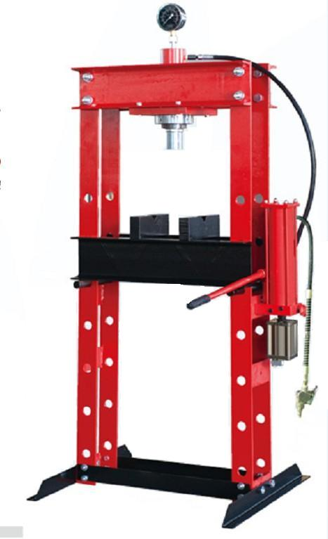20Ton Air/Hydraulic shop press with CE