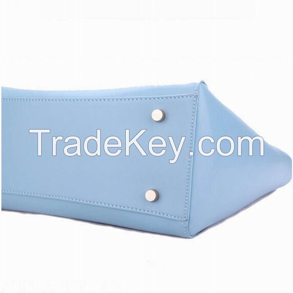 cow leather ladies handbags