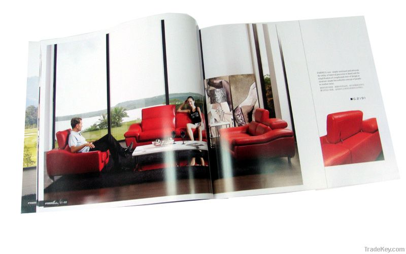Furniture Catalogue Printing Service