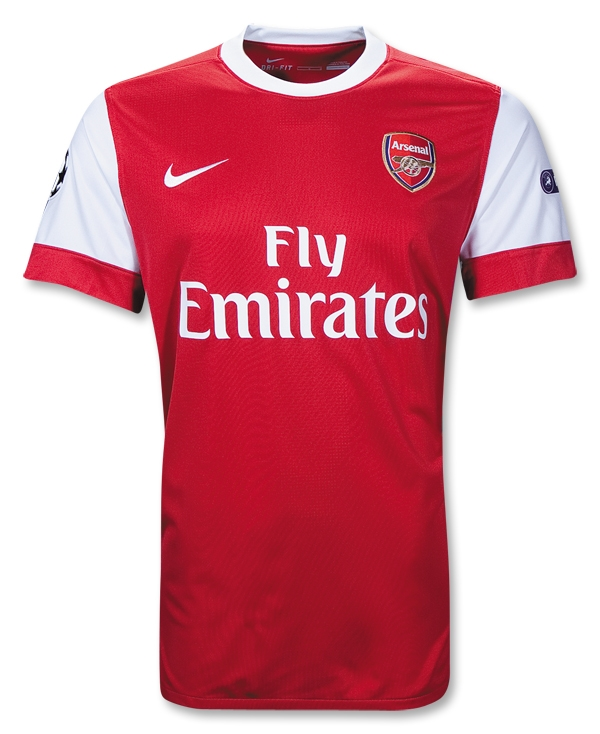 ALL STYLE SOCCER JERSEYS(EG :ARSENAL CHAMPIONS LEAGUE HOME SOCCER JERS