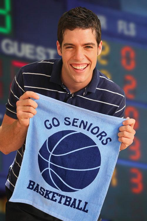 Soft Touch Sport/Stadium Towel
