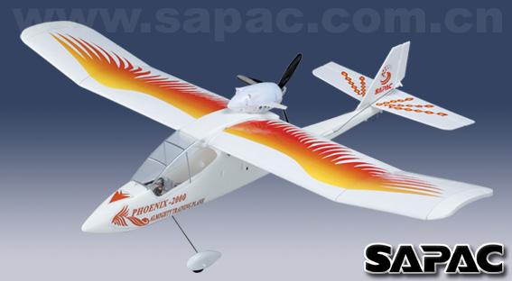 RC plane, RC model