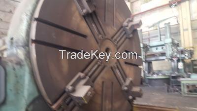 Heavy duty lathe Skoda SR 2000 x 10000 mm