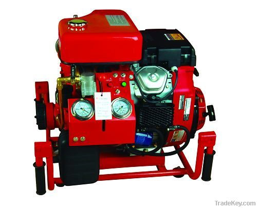 27HP fire fighting water pump