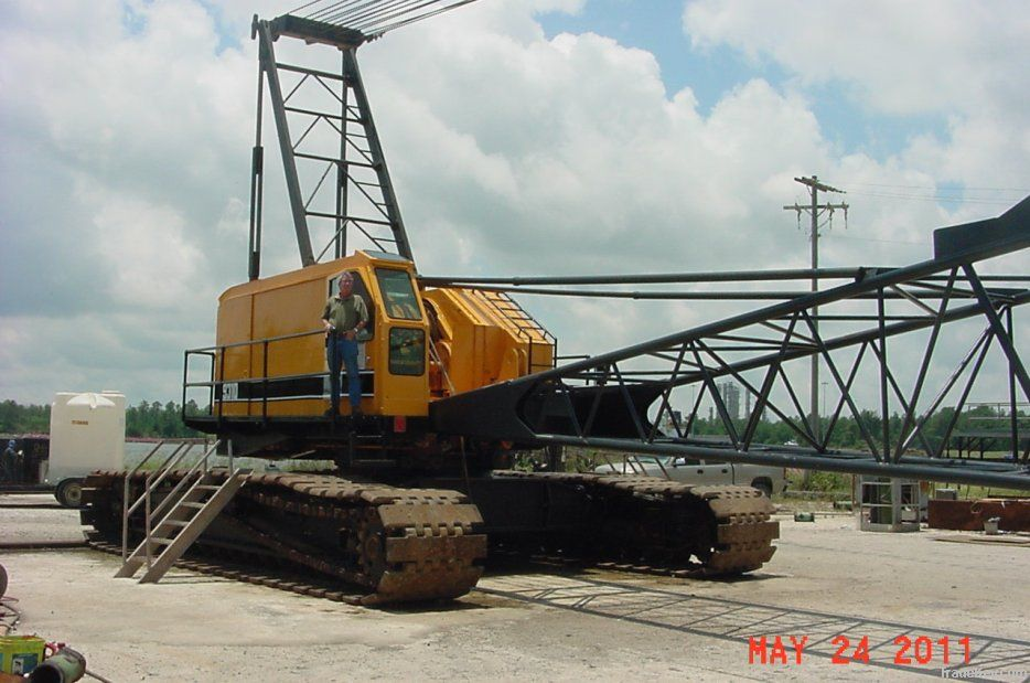 1990 American 225 ton Crawler Crane