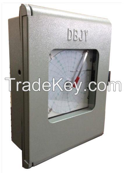 Ampere Chart Recorder, amp chart recorder, DBJY