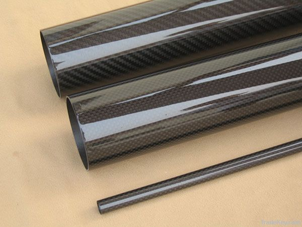 reinforced carbon fiber tube