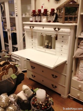 Bureau - Chest With Drawers-  Shabby Chic