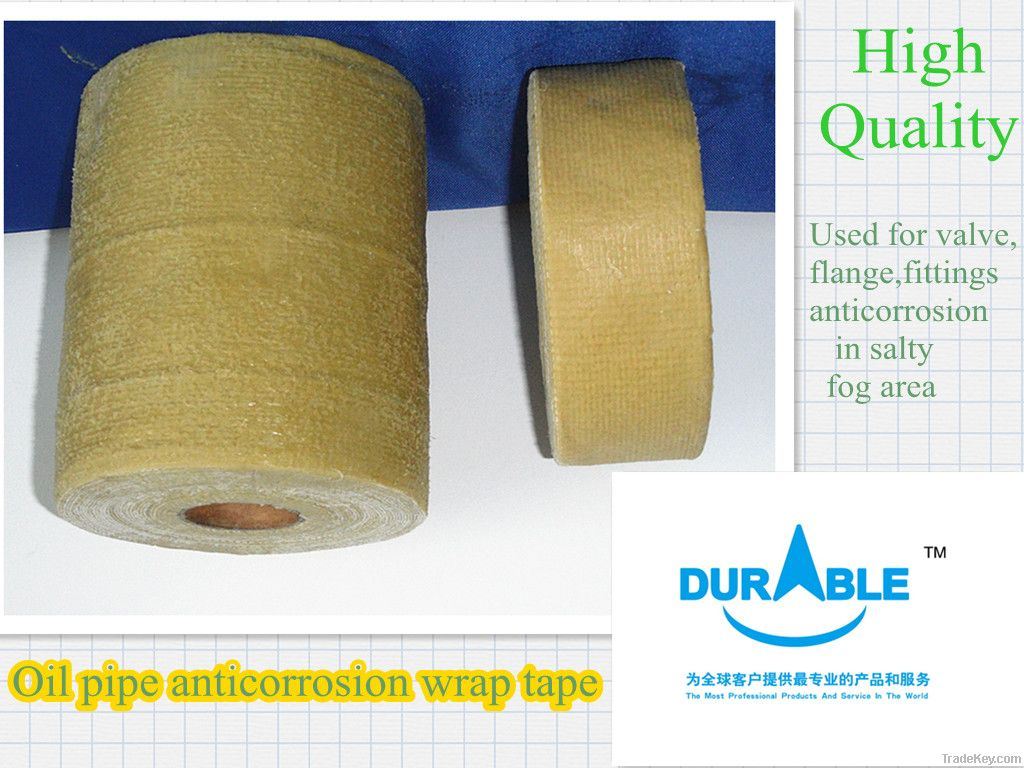Grease tape for steel structure anticorrosion in salty fog area