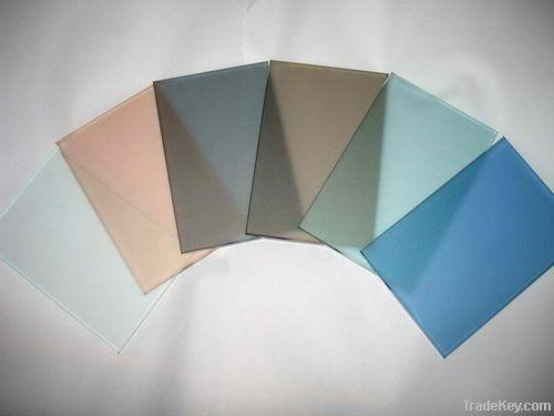 HOT-SELLING 2mm/3mm/4mm/5mm clear/ blue/ green/grey/bronze sheet glass