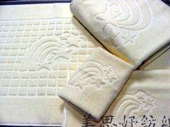 Hotel jacquard towel Cotton