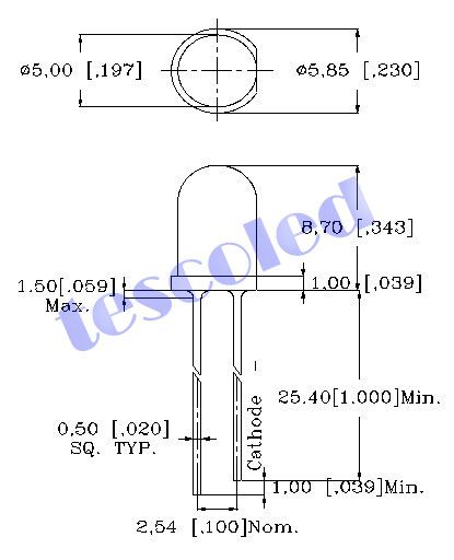 1000PCS 5MM UV  Ultra Brightt Round LED , 5mm UVLED diodes