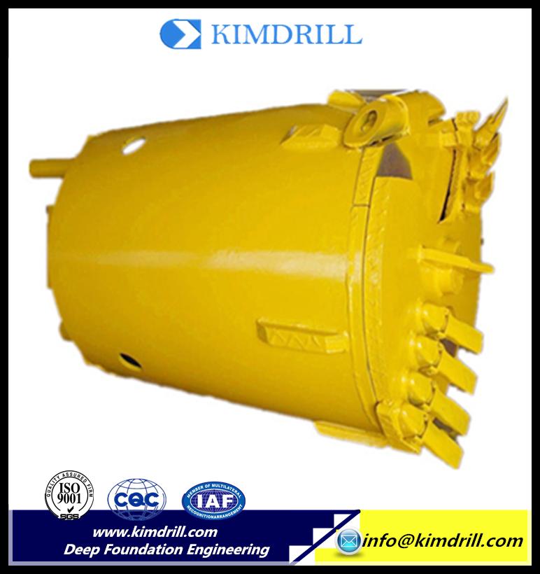 Kimdrill Clay Drilling Bucket