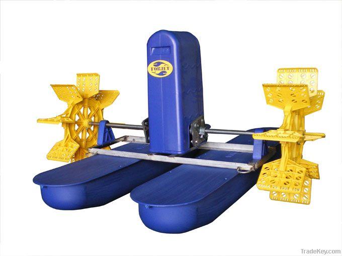 1HP-2 impeller Paddle Wheel Aerator