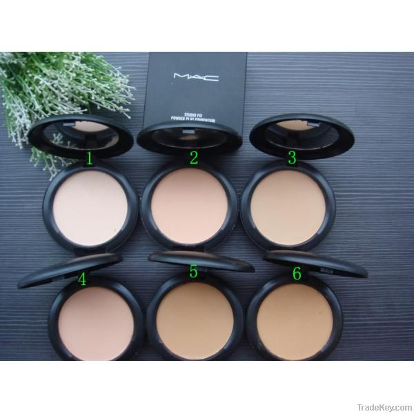 2011 mineral cosmetics Liquid foundation Face Powder Loose Powders