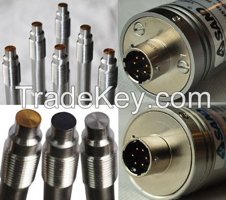 SAND Melt pressure transducer for extrusion line