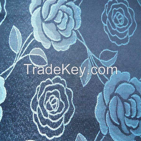 best seller jacquard fabric for bedding set