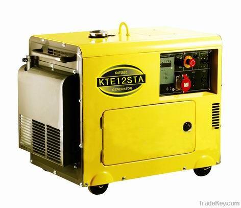 12kw Silent Diesel Generator
