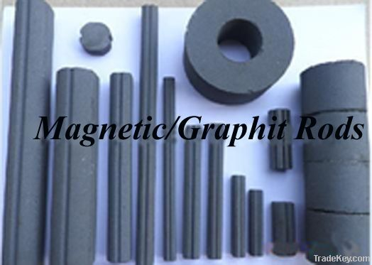 magnetic/graphite rods
