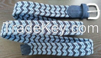 Textile Braided Belts