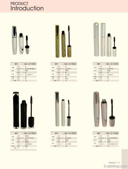 Comestic Pacaging for lipstick, compact, lash curler, perfume *****