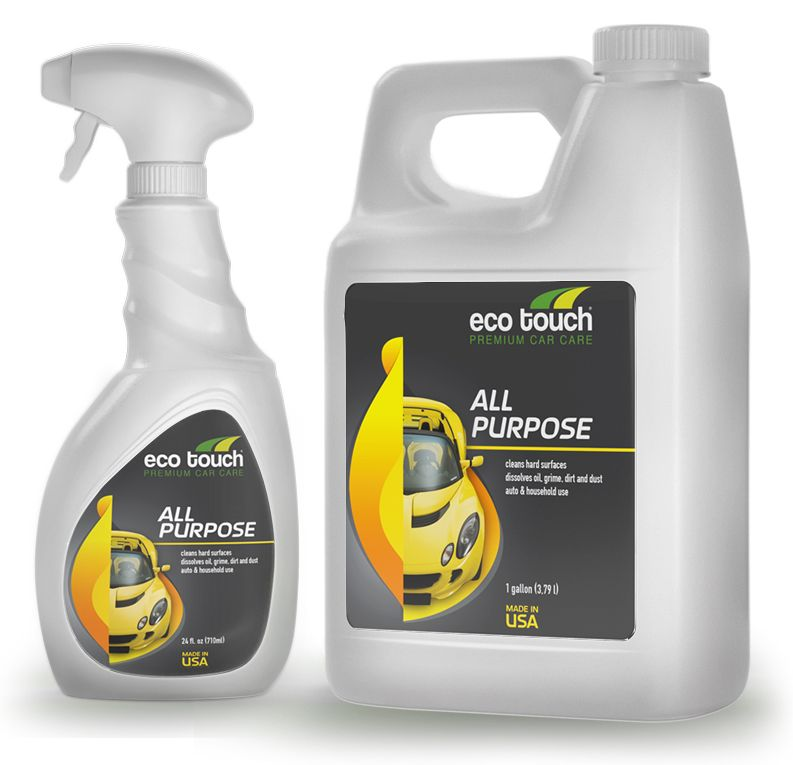 Eco Touch All Purpose cleaner and degreaser