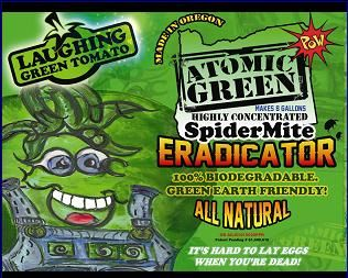 Atomic Green SpiderMite Eradicator